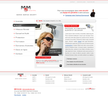 Security website by shark-graphic