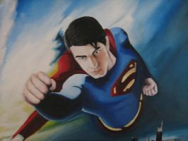 superman returns by ARTIEFISHEL79
