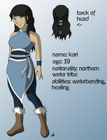 Avatar O.C by MissMinority