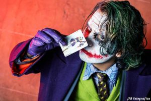 The Joker by LeanAndJess