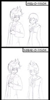KH-The Xion Equal Ventus Thing by rox4eva