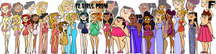TD Girls Prom - ForZaAleX-1 by Prince-Vampire