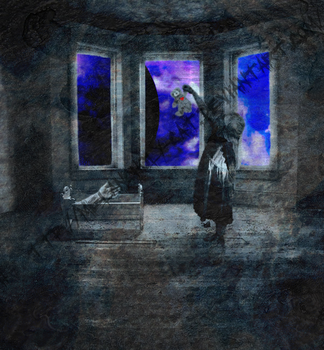 In the other side of the dark by Melancholy-Cat