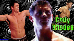Cody Rhodes Wallpaper 1 by ais541890