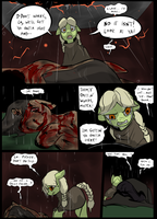 MLP Project - Blood is Thicker... 22 by Metal-Kitty