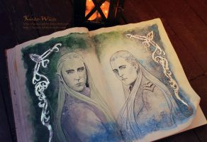 Heart of Mirkwood by Kinko-White