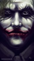 Joker by KostanRyuk