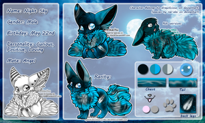 Night Sky ref sheet by gold-adopts