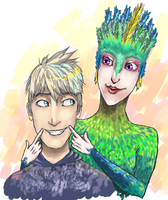 Rise of the Guardians by RitsuTainaka13