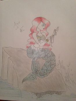 Limited Edition Ariel by MySapphireReverie