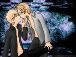 APH - They're watching us by Meira-Kurosaki