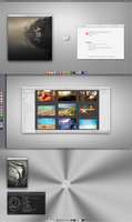 elementary OS Freya Clean by chriptik