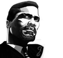 Malcolm X by thelearningcurv