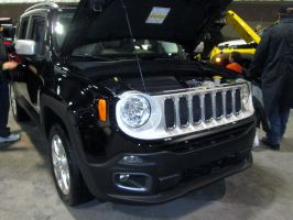 (2015) Jeep Renegade by auroraTerra