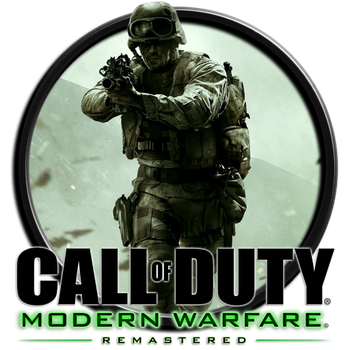 Call of Duty: Modern Warfare Remastered .V1 by Saif96