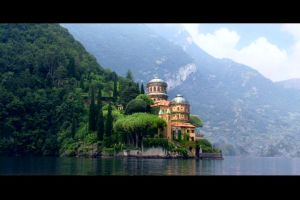 Naboo Lake Country Palace by SithJammies