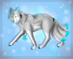AT: themysticwhitewolf by VictoriWind