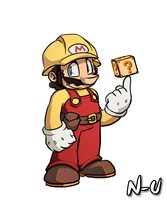 Super Mario Maker by SootToon