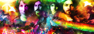 Pink Floyd by EvenstarArwen