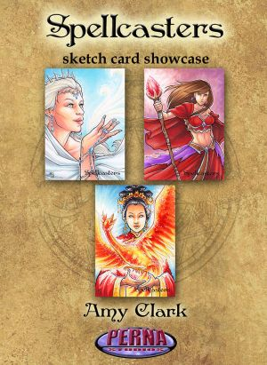 Amy Clark Showcase - Spellcasters