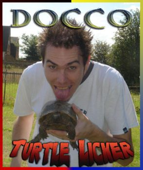 Turtle Licker by Docco