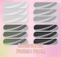 Screentones Pattern Pack by Kita-Angel