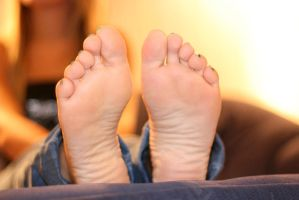 Wrinkly soles by foot-portrait