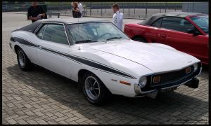 1973 AMC Javelin SST by compaan-art