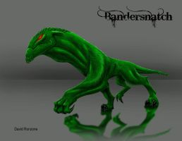 Bandersnatch by jellyfishman
