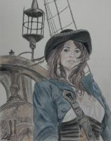 Pirates 4 by LH-PencilArt