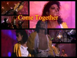 Come Together Collage by 80sGirl1996