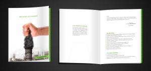 Pollution Control Brochure by captonjohn