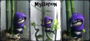 Mysterion by Mitriel