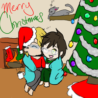 Merry Christmas Alan by sillohette