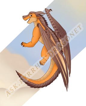 Wings of fire: The dragonet prophecy by KaylasCorner