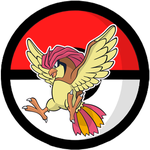 017 - Pidgeotto by AdamWaymire