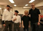 Mythbusters Mini Me's by h311Man