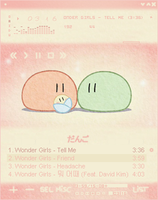 dango winamp skin by takegasuki