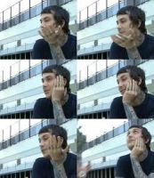 Many Frank Iero by MCRfansister