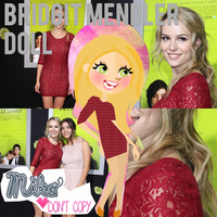 Bridgit Mendler Doll by MikaStoessel