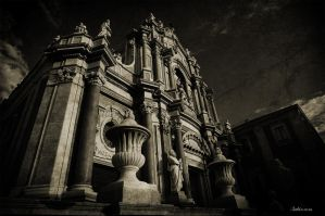 Church of Ages by erikbarker