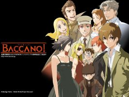 Baccano by grafas7