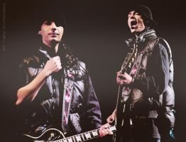 Tom Live in LatinAmerica by StephiKaulitz