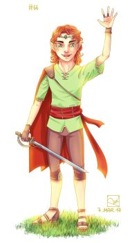 Young Maedhros by Rina-from-Shire