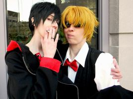 Shizaya: Light My Fire by M-Is-For-Murder