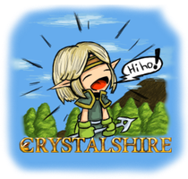 Hiho CrystalShire by Wrriter