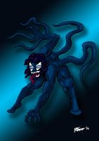 Symbiote Me by MarcusSmiter