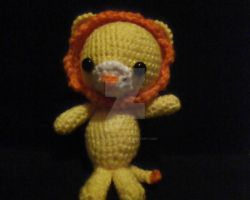 Lil Lion by LilPKCreations