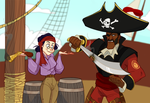 Pirates by MultiverseCafe