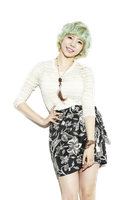 SNSD Sunny ~PNG~ by JaslynKpopPngs